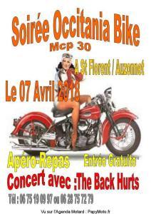 Soirée Occitania Bike Mcp 30 - Saint Florent Sur Auzonnet (30) @ Saint Florent Sur Auzonnet (30) | Saint-Florent-sur-Auzonnet | Occitanie | France