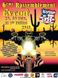 6e Rassemblement - Evron (53) @ Evron | Évron | Pays de la Loire | France