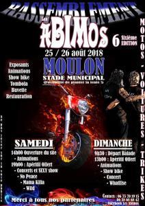 6e Rassemblement les Abimos - Moulon (33) @ Stade Municipal | Moulon | Nouvelle-Aquitaine | France