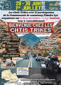 Bienvenue chez les Chtis trikes - Lestrem (62) @ Base de Loisirs Eolys | Lestrem | Hauts-de-France | France