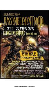 Rassemblement Moto Breizh ar Gouez - La Bosse de Bretagne (35) @ Terrain de Moto Cross | La Bosse-de-Bretagne | Bretagne | France