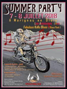 Summer Party - Marignac en Diois (26) @ Base de Loisirs | Marignac-en-Diois | Auvergne-Rhône-Alpes | France