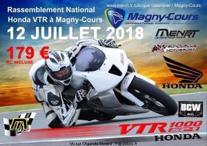 Rassemblement national Honda VTR - Magny-Cours (58) @ Circuit de Magny-Cours | Magny-Cours | Bourgogne Franche-Comté | France