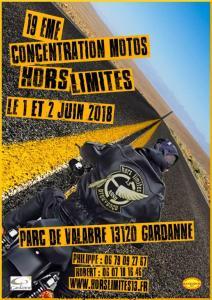 19e Concentration Motos Hors Limites - Gardanne (13) @ Parc de Valabre | Guardanne | Provence-Alpes-Côte d'Azur | France