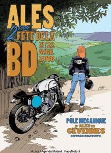 2e Fête de la BD Spécial Auto Moto - Alés (30) @ Pole mécanique | Saint-Martin-de-Valgalgues | France