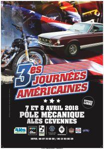 3e Journées Américaines - Alés (30) @ Pôle Mécanique | Saint-Martin-de-Valgalgues | France