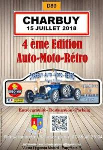 4e Auto-Moto-Rétro - Charbuy (89)