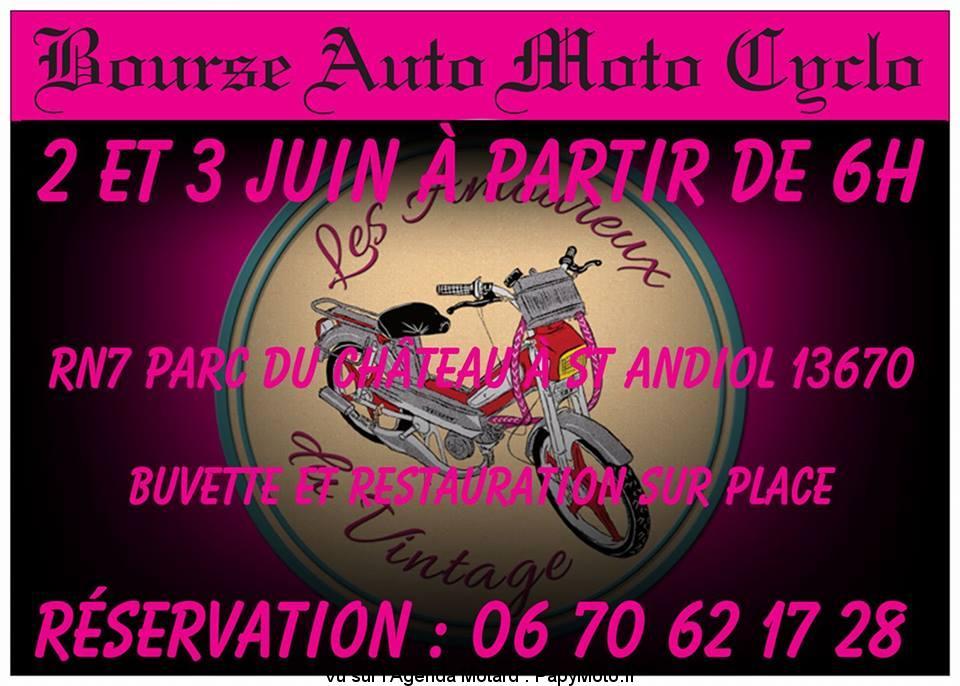 BOURSE AUTO MOTO CYCLO – SAINT ANDIOL (13)