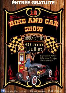 Bike and Car Show - Ussac (19) @ Ussac | Ussac | Nouvelle-Aquitaine | France