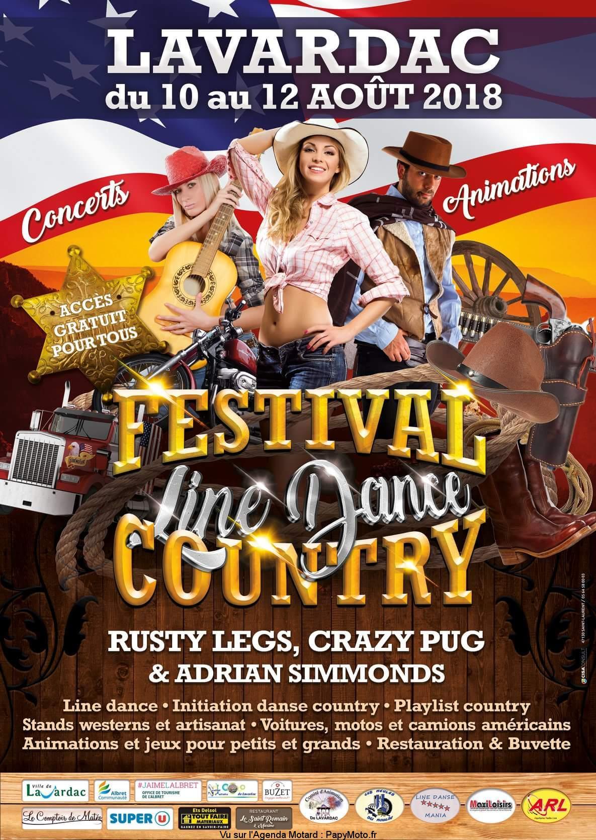 Festival Country – Lavardac (47)