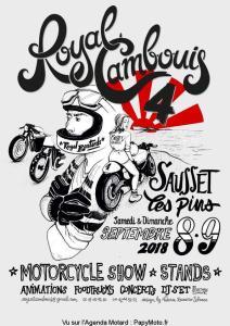 ROYAL CAMBOUIS 4 – SAUSSET-LES-PINS (13) @ SAUSSET-LES-PINS (13) | Sausset-les-Pins | Provence-Alpes-Côte d'Azur | France