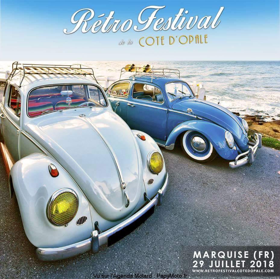 Retro Festival de la cote d'Opale – Marquise (62)