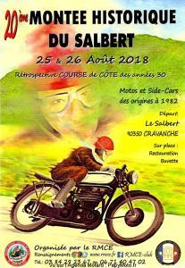 20e Montée historique du Salbert - RMCE - Le salbert (90) @ Le Salbert | Cravanche | Bourgogne Franche-Comté | France