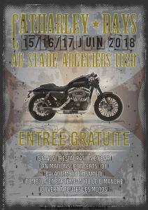 Catharley Days – Argeliers (11) @ Stade | Argeliers | Occitanie | France