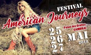 Festival Américan Journeys - Cambrai (59) @ Palais des Grottes | Cambrai | Hauts-de-France | France