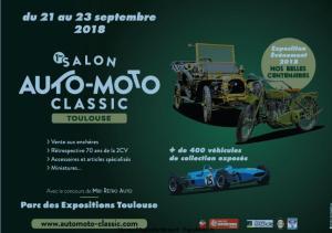 Salon Auto-Moto Classic - Toulouse (31) @ Parc des Expositions | Toulouse | Occitanie | France