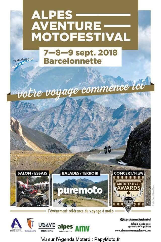 Alpes Aventure Motofestival – Barcelonnette (04)