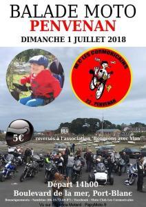 Balade Moto – Moto Club les Cormoricains - Penvénan (22) @ Boulevard de la mer - Port-Blanc | Penvénan | Bretagne | France