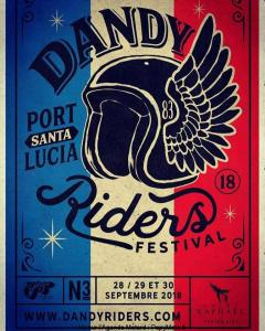Dandy Riders Festival - Port Santa Lucia - Saint Raphaël (83) @ France