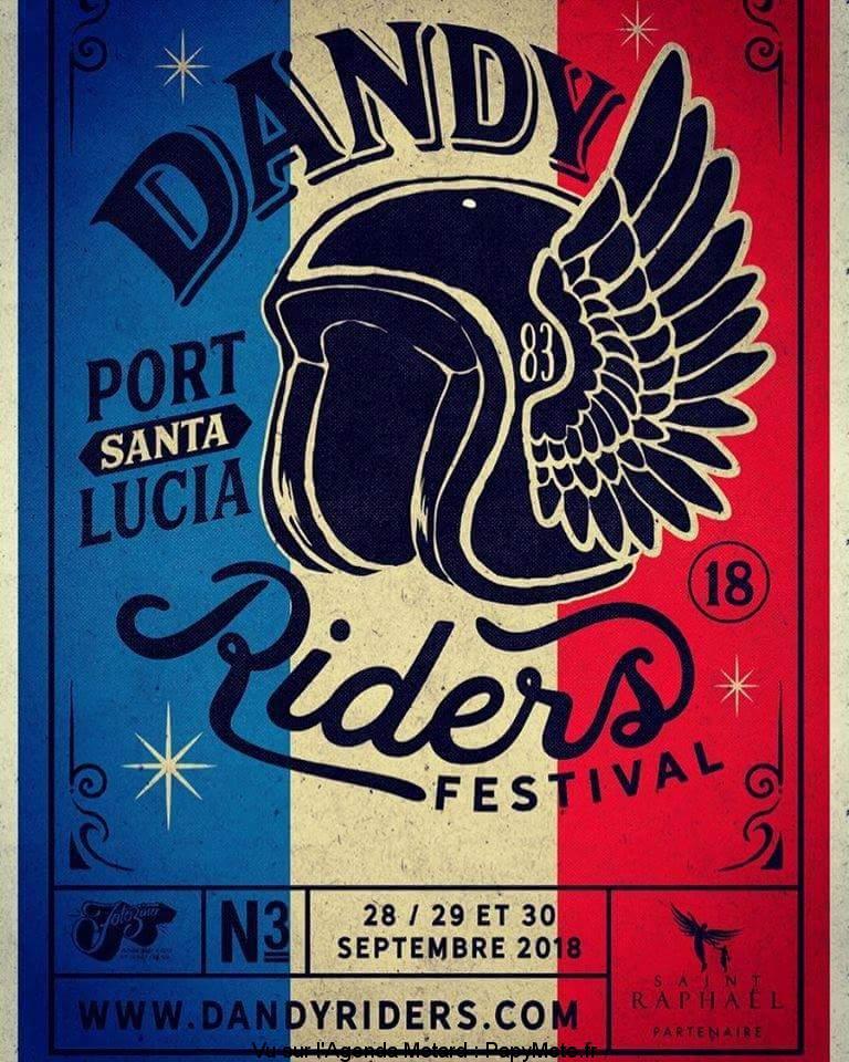 Dandy Riders Festival - Port Santa Lucia - Saint Raphaël (83)
