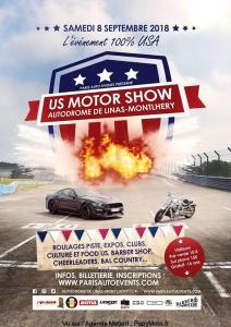 US Motor Show – Linas-Montlhéry (91) @ Autodrome | Linas | Île-de-France | France