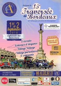 15e Traversée de Bordeaux - Bordeaux (33) @ Esplanade des Quinconces | Bordeaux | Nouvelle-Aquitaine | France