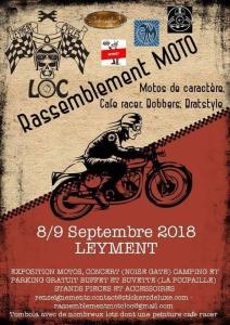Rassemblement Moto - LOC - Leyment (01) @ Leyment (01) | Leyment | Auvergne-Rhône-Alpes | France