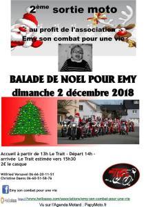 2e sortie moto - Balade de Noel por Emy- Motards Team 76– Le Trait (76) @  Le Trait (76)  | Le Trait | Normandie | France