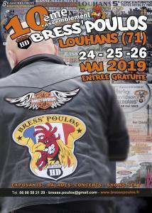 10e Rassemblement Bress'Poulos – Louhans (71) @ Louhans (71)  | Louhans | Bourgogne Franche-Comté | France