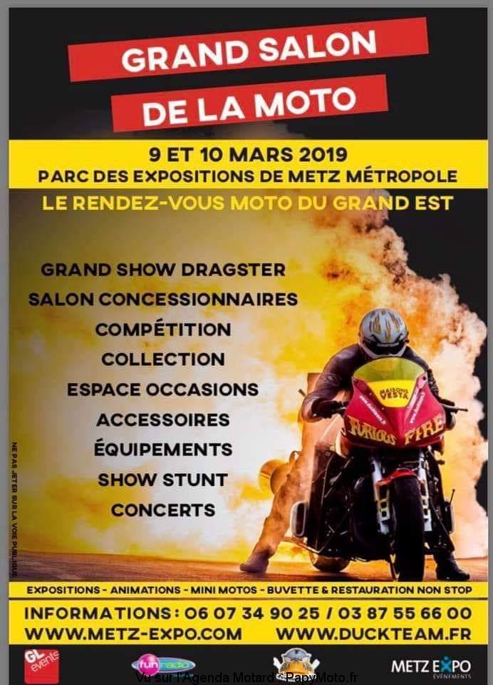 Grand salon de la Moto - Metz (57)