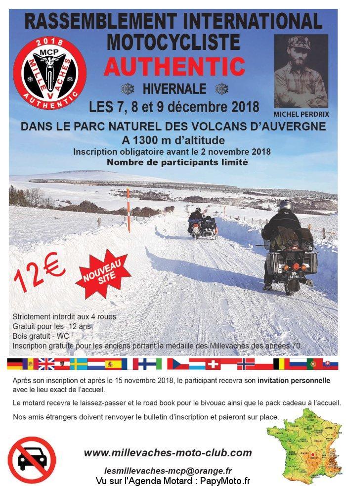 Rassemblement International Motocycliste Authentic – Millevaches (19)