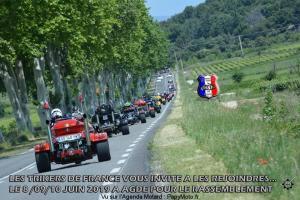 Rassemblement des Trikers de France - Agde (34) @ Agde (34)   Agde   Occitanie   France