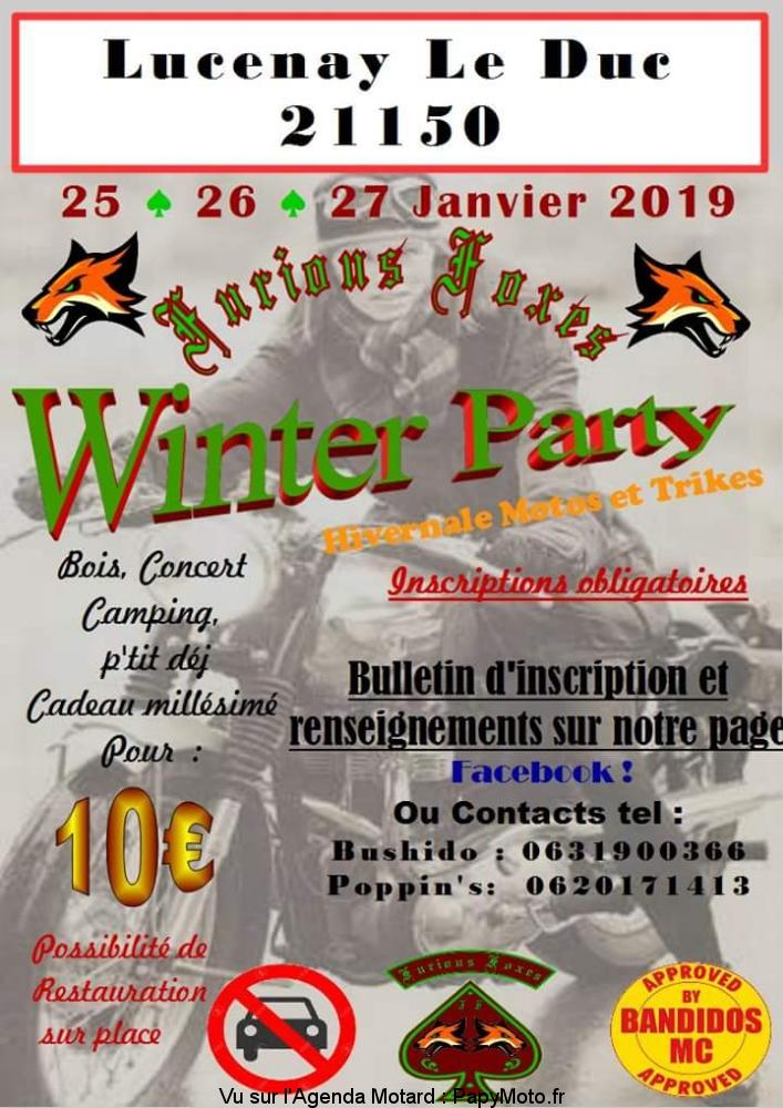 Winter Party - Furious Foxes - Lucenay Le Duc (21)