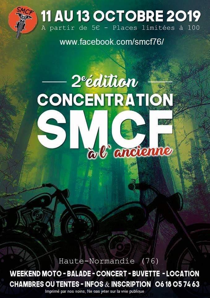 2e Concentration SMCF à l'ancienne - Tréport (76)