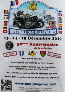 Hivernale des Millevaches - 50e Anniversaire - Meymac (19) @ Meymac | Meymac | Nouvelle-Aquitaine | France