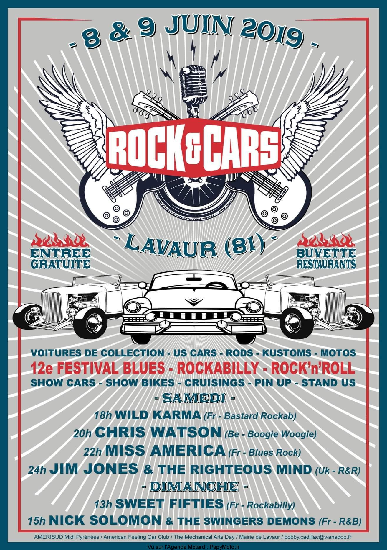 Rock & Cars – Lavaur (81)