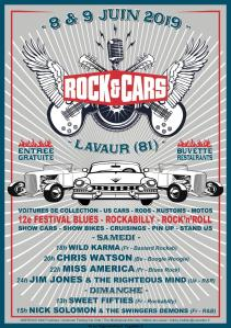 Rock & Cars – Lavaur (81) @ Lavaur (81) | Lavaur | Occitanie | France