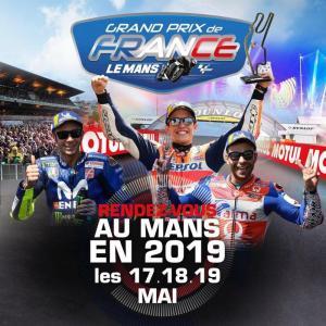 Grand Prix de France Moto – Le Mans (72) @ Circuit le Mans | Le Mans | Pays de la Loire | France