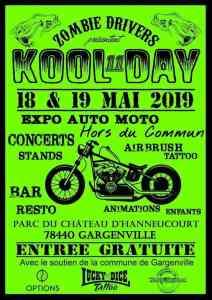 Kool Day 11 - Zombie Drivers - Gargenville (78) @ Parc du Chateau d'Hanneucourt | Gargenville | Île-de-France | France