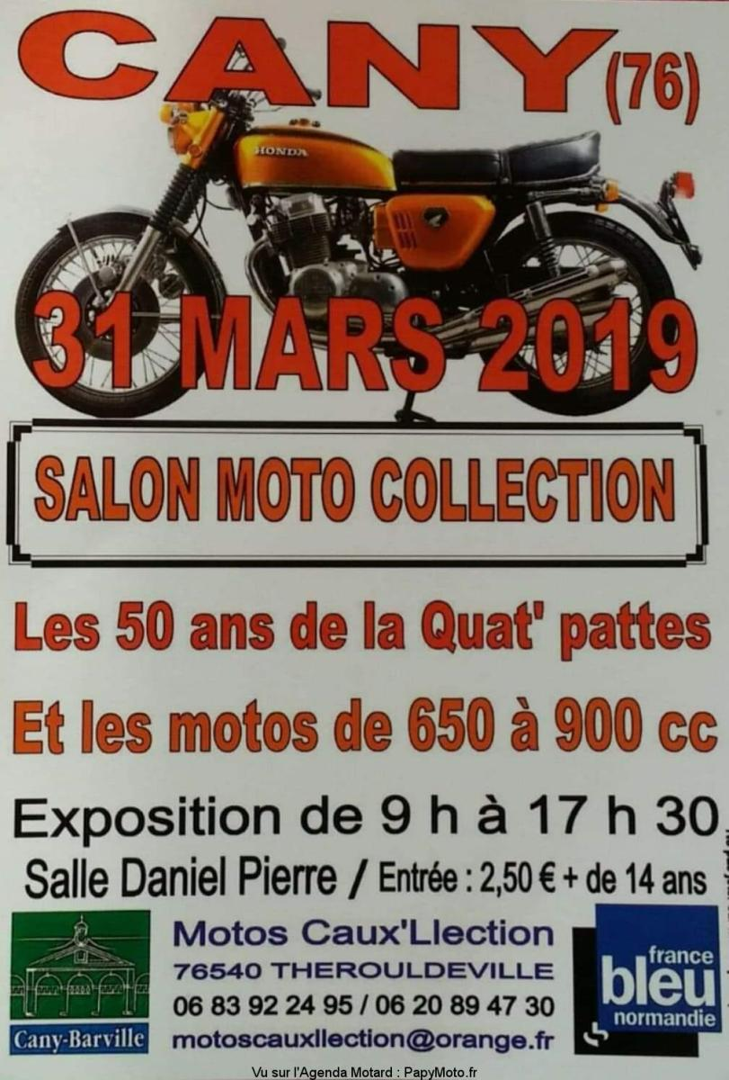 Salon Moto Collection - Cany-Barville (76)