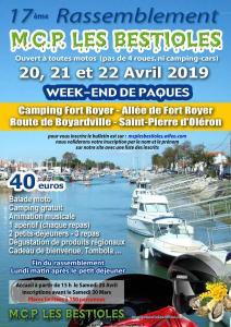 17e Rassemblement MCP les Bestioles – Saint Pierre d'Oléron (17) @ Camping Fort Royer | Saint-Pierre-d'Oléron | Nouvelle-Aquitaine | France