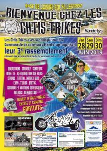 Bienvenue chez les Chtis trikes – Lestrem (62) @ Base de loisirs Eolys   Lestrem   Hauts-de-France   France