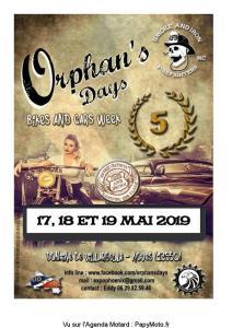 Orphan's days - Firefighters – Noves (13) @ Noves | Provence-Alpes-Côte d'Azur | France