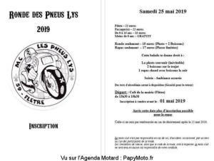Ronde des Pneus Lys 2019 - Flêtre (59) @ Café de la Mairie