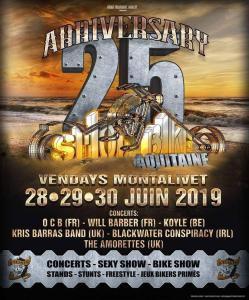 Show Bike Aquitaine – Vendays-Montalivet (33) @ Vendays-Montalivet (33) | Vendays-Montalivet | Nouvelle-Aquitaine | France