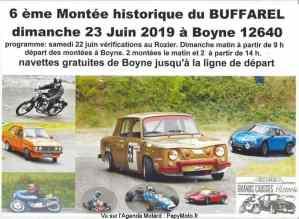 6e Montée historique du Buffarel - Boyne (12) @ Boyne (12)