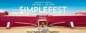 Simplefest - Pérols (34) @ Arènes