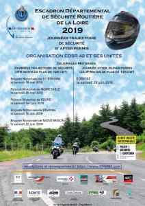 Journées trajectoire de sécurité et after permis - EDSR 42 - Loire (42)
