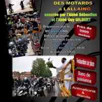 10E BÉNÉDICTION DES MOTARDS – LALLAING (59)