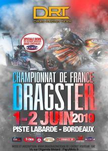 Championnat de France Dragster - Bordeaux (33) @ Piste Labarde   Bordeaux   Nouvelle-Aquitaine   France